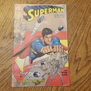 Superman Special Edition Daily News Exclusive 1999